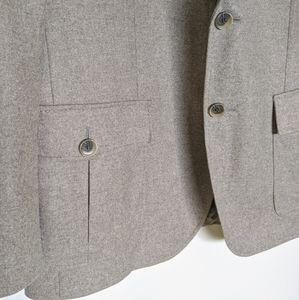 Hugo Boss Suits & Blazers - Hugo Boss Brown Two Button Blazer 42R
